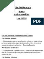 Ley 20.255 Pilar Solidario