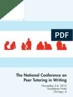 NCPTW 2012 Program