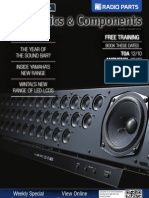 Issue 82 Radio Parts Group Newsletter - October 2012