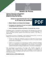 06-04-2011Arranca la repavimentación más importante en la historia de Guadalajara