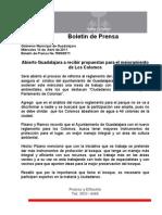 14-03-2011 Abierto Guadalajara a Recibir Propuestas Para El Mejoramiento de Los Colomos