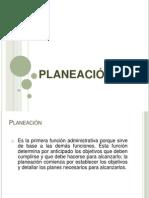 Planeacion Corto