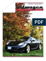 Der Sportwagen - November / December 2012