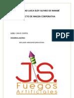 Infrome JS Fuegos Artificiales