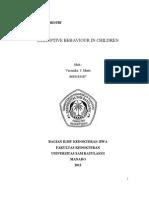 Refarat Disruptive Behaviour in Children