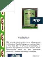 Presentación Milo
