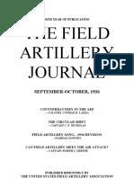 Field Artillery Journal - Sep 1936