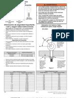 CANCAMOS FORJADOS - advertencias e instrucciones de aplicación