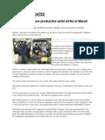 Tata Motors n Maruti News