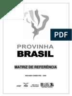 Matriz de Referencia Provinha Brasil