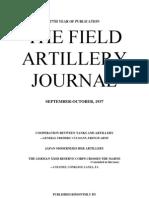 Field Artillery Journal - Sep 1937