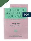 Field Artillery Journal - Jan 1938