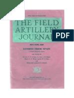 Field Artillery Journal - May 1938