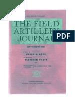 Field Artillery Journal - Jul 1938