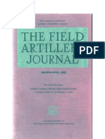 Field Artillery Journal - Mar 1939