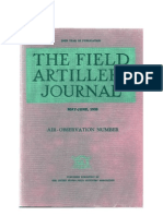Field Artillery Journal - May 1939