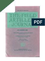Field Artillery Journal - Jul 1939