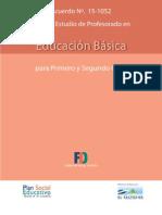 Basica Plan 2013
