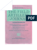 Field Artillery Journal - Nov 1939