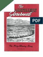 Field Artillery Journal - Mar 1940