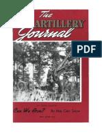 Field Artillery Journal - May 1940