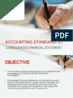 Accounting Standard- 21