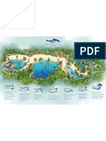 Discovery Cove Map