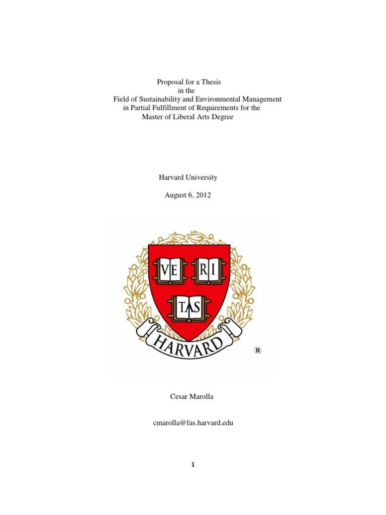 Harvard university dissertations online