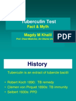 190_Tuberculin Test _ Fact and Myth