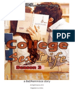 College Sex Life (CSL) By
