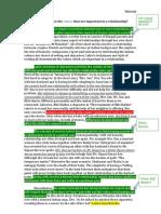 Sample Essay Interpreter of Maladies