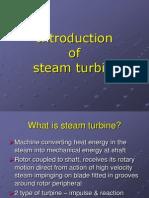 B 2.1 Introduction of Steam Turbine