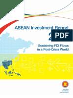 ASEAN Investment Report 2011