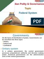 9 (a) Federal System