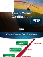 Certification CISCO