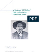 Enrique El Mellizo.vida y Obra de Un Compositor Jondo