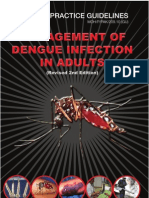 CPG Management of Dengue Infection in Adults (Revised 2nd Edition)