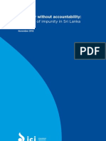 Sri Lanka Impunity Report Nov 12 Final