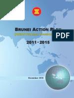 Brunei Action Plan (ASEAN Strategic Transport Plan) 2011-2015