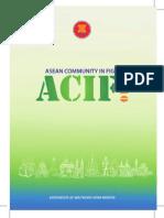 ASEAN Community in Figures (ACIF) 2010
