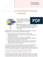 Starting Your Social Media Marketing Campaign