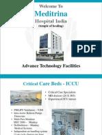 Meditrina Hospital India-Facilities