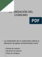TEMA 1.5 OPTIMIZACIÓN DEL CONSUMO