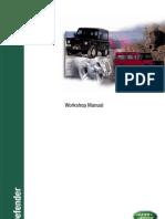 Defender Workshop Manual (Latest)
