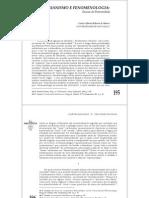 62211369 Cartesianismo e Fenomenologia Exame de Paternidade