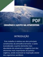 Oxigénio e Azoto na Atmosfera-cópia