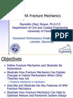 Roque HMA Fracture Mechanics