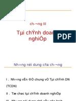 Chuong III Dasua