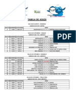 Copa Nupec de Futsal - 2012-1