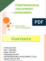Entrepreneurial Development Programme (2)